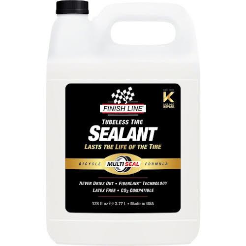 Finish Line Tubeless Tire Sealant 1 Gallon Shop Size