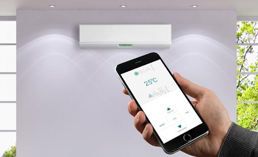 App Air conditioner remote control APK for Windows Phone