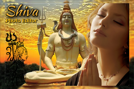 Shiva Photo Frame :Cut Paste Editor for PC / Windows 7, 8, 10 / MAC