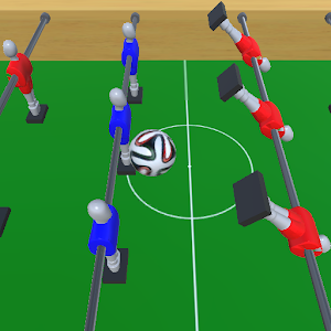 Foosball table for PC and MAC