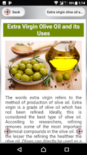 Benefits of Olive Oil for PC-Windows 7,8,10 and Mac apk screenshot 6