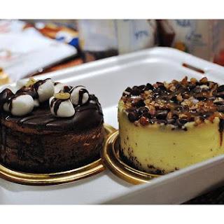 Rocky Road Turtle Cake.