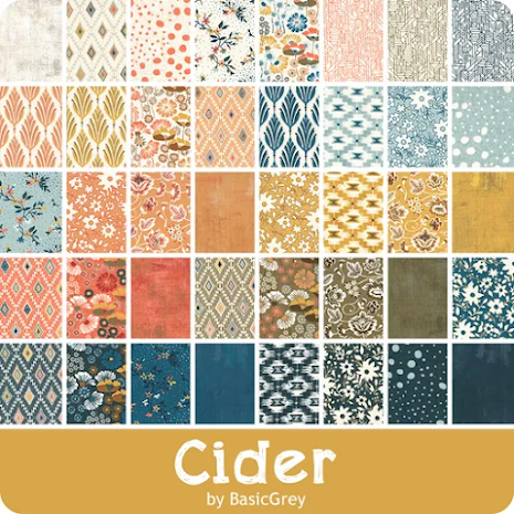 Jelly Roll Cider by Moda Basic Grey (16538)