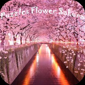 Пазлы Цветок сакуры