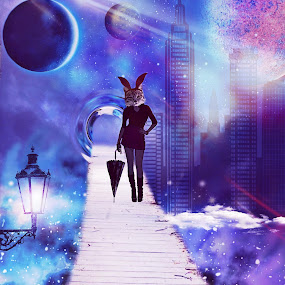 Fantasyland by Heather G - Digital Art Things ( surreal fantasy )