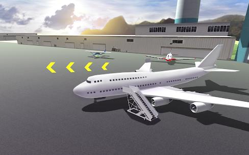 Airline Flight Pilot 3D: Flight Simulator Games 1.25 MOD + APK + DATA Download 2