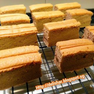 Milo Ogura (Xiang Si) Cake