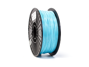 Light Blue PRO Series ABS Filament - 1.75mm (1kg)