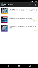 Oxford Advanced Learner's A-Z+ Screenshot 9