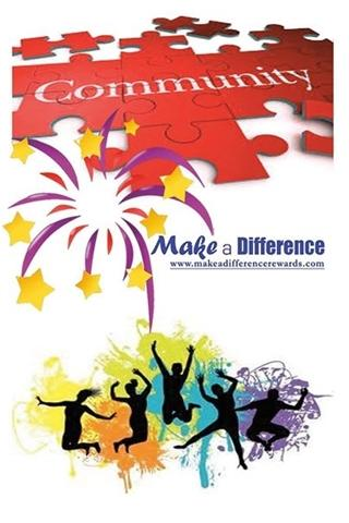 Make A Difference Rewards Card