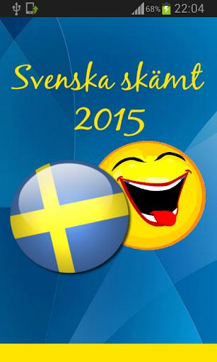 Svenska skämt - Skratt 2015