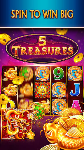 88 Fortunes™ - Free Casino Slot Machine Games 3.1.90 screenshots 2