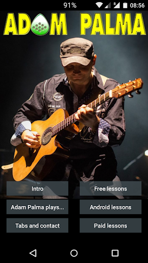 Adam Palma - Guitar Lessons