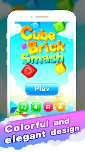 Cube Brick Smash: BOOM TO BED - náhled