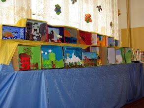 Photo: prace plastyczne dzieci