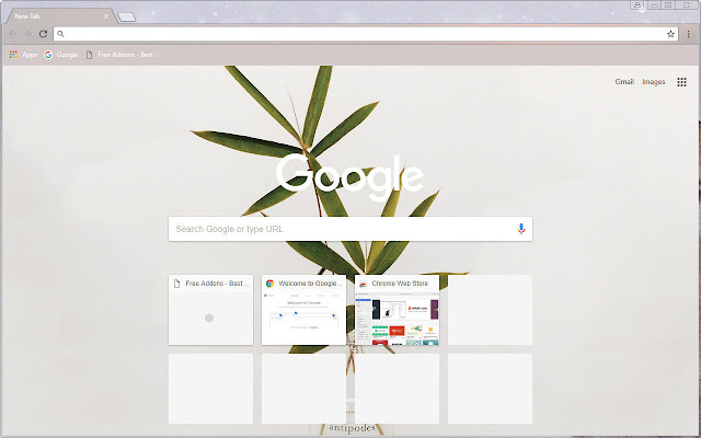 Free Addon Fluent Light Chrome Themes