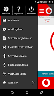Mobil Vodafone- screenshot thumbnail