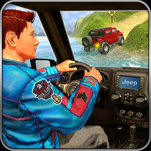 Off-Road Jeep 4x4 Driving Simulator: SUV Driver
