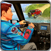Off-Road Jeep 4x4 Driving Simulator: SUV Driver
