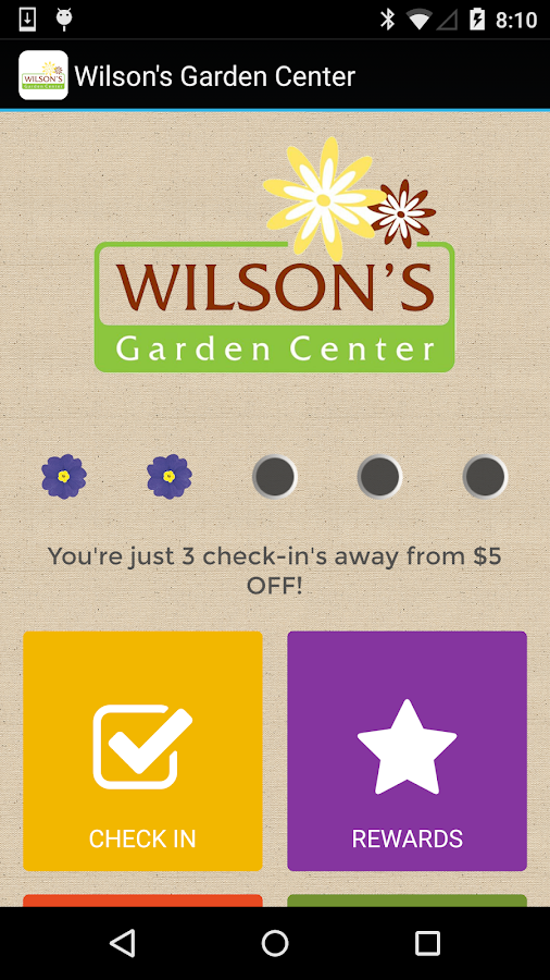 Wilson 39 S Garden Center Android Apps On Google Play