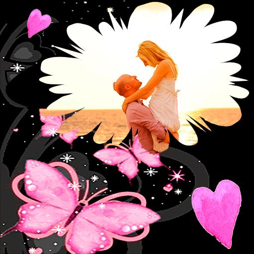 Romantic Love GIF Frames