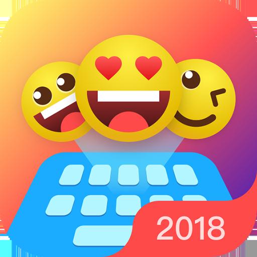 Emojichat Keyboard —Emoji,Sticker,Theme,Gif