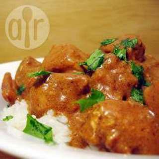 Butter Chicken for the Slow Cooker.