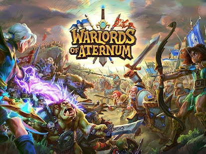 Warlords of Aternum Screenshot