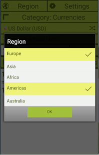 Unit and Currency Converter- screenshot thumbnail