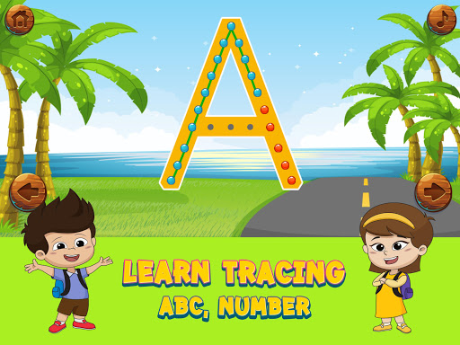 English ABC Alphabet Learning Games, Trace Letters 1.0.01.0.0 screenshots 10