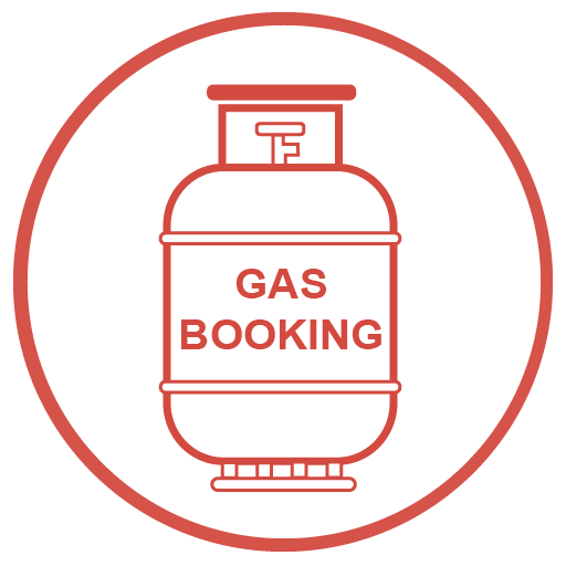 LPG booking system