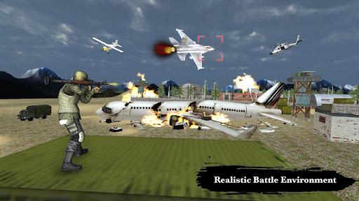 Jet Sky War Commander 2020 - Jet Fighter Games 1.0.3 screenshots 8