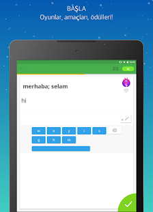 Memrise Dil Öğren Screenshot