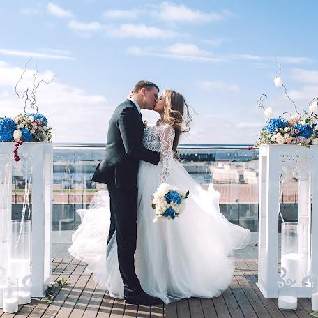 Wedding photographer Sergey Grinev (Grinev). Photo of 10.12.2017