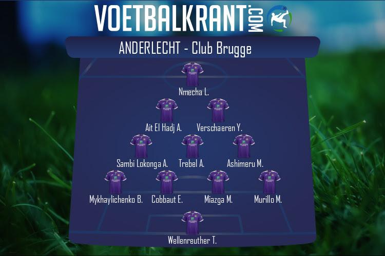 Anderlecht (Anderlecht - Club Brugge)