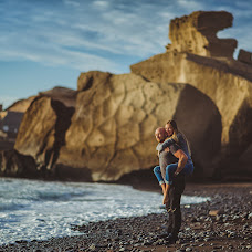 Pulmafotograaf Lyudmila Bordonos (Tenerifefoto). Foto tehtud 21.02.2019