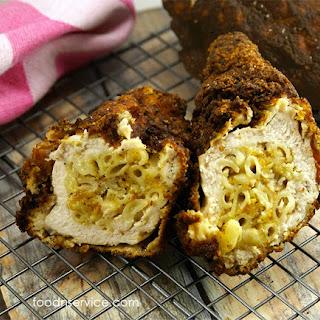 Stuffed Fried Chicken Recipes.