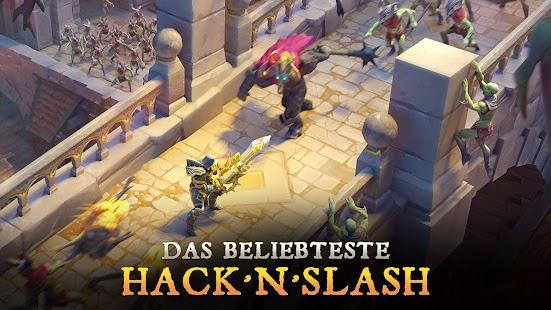 Dungeon Hunter 5 Mod Apk [Unlimited Gems + Hack + Unlocked