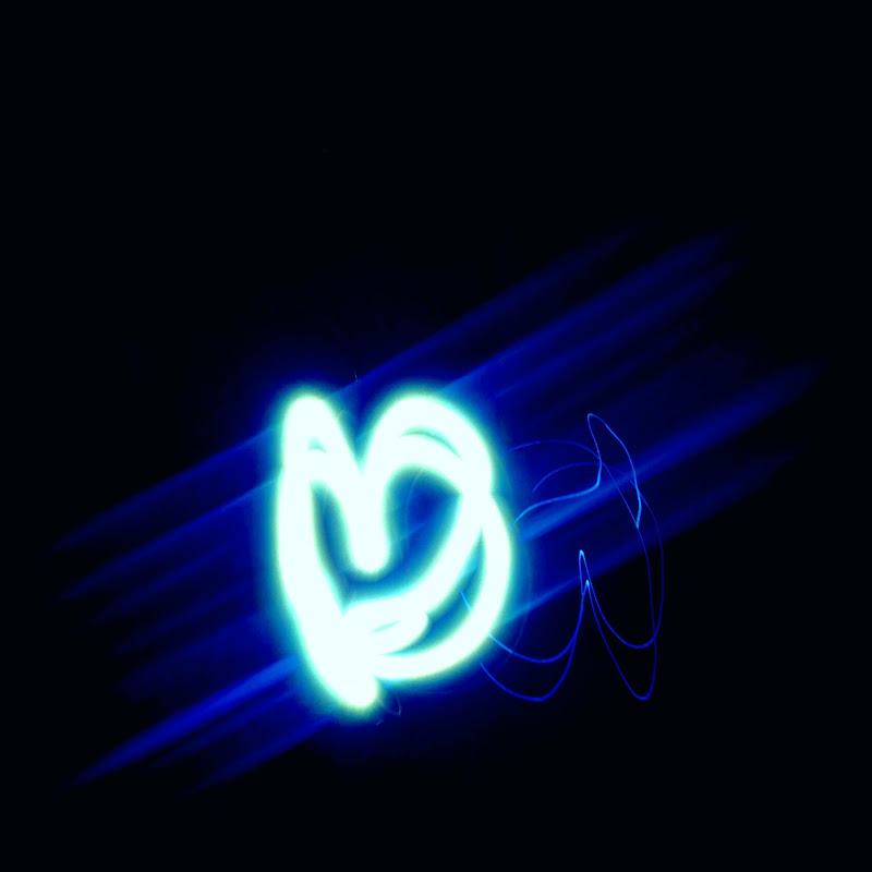 Cuore blu di Robyvf