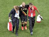"""Vanden Borre is terug: """"Najar en Colin deden het ook goed, ik zal moeten vechten"""""""