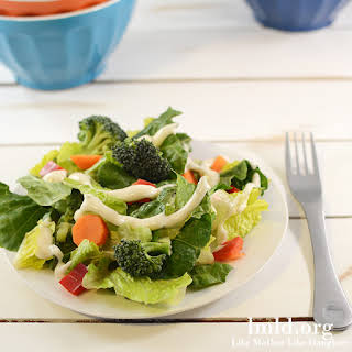 Side Salad With Ribs Recipes.