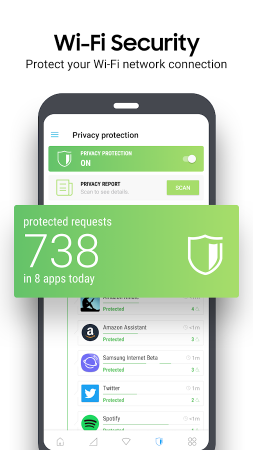Samsung Max - Data Savings & Privacy Protection- screenshot