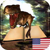 Encyclopedia dinosaurs - ancient reptiles VR & AR