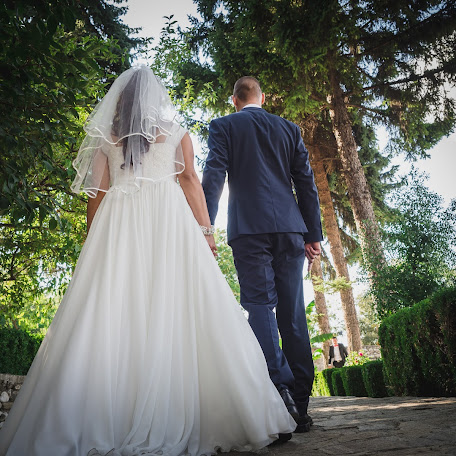Wedding photographer Angel Angelov (anjeloff). Photo of 03.03.2018