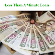 Less Than A Minute Instant Loan