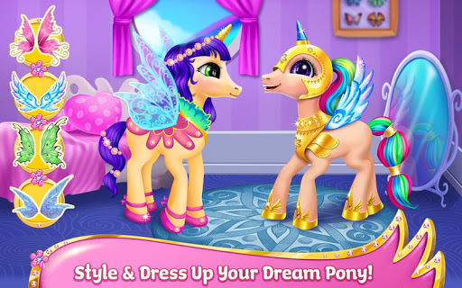 Coco Pony - My Dream Pet 1.0.7 screenshots hack proof 1