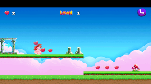 Little Princess Mermaid World Running Game 1.2 screenshots 4