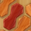 Hex Slide 1,000 icon