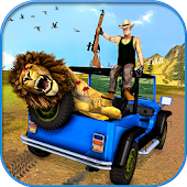 Sniper Safari Hunting – 4x4 Survival Battle 3D