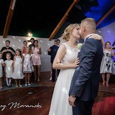 Wedding photographer Mariusz Morański (mariusz). Photo of 07.09.2017